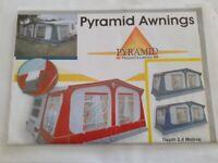 Awning for Caravan