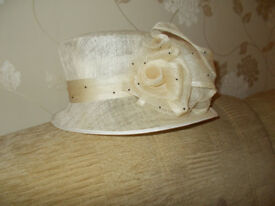 Beautiful John Lewis Occasion Hat/ Wedding Hat *Excellent condition*