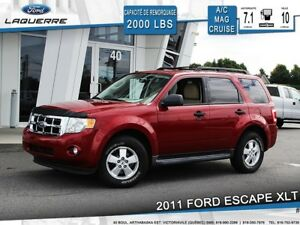 2011 Ford Escape XLT **A/C*MAG*CRUISE**