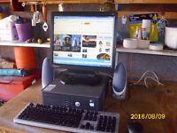 FLAT TOP COMPUTER