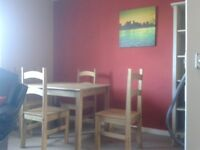 3 bed furnished flat for rent