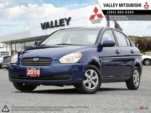 2010 Hyundai Accent GLS - PERFECT COMMUTER, AUTOMATIC, NO ACCIDE