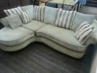 Fab dfs corner sofa in immaculate condition can deliver