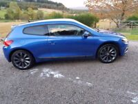VW Scirocco GT 2.0 TDI (170hp) FSH- Timing Belt Recently Changed