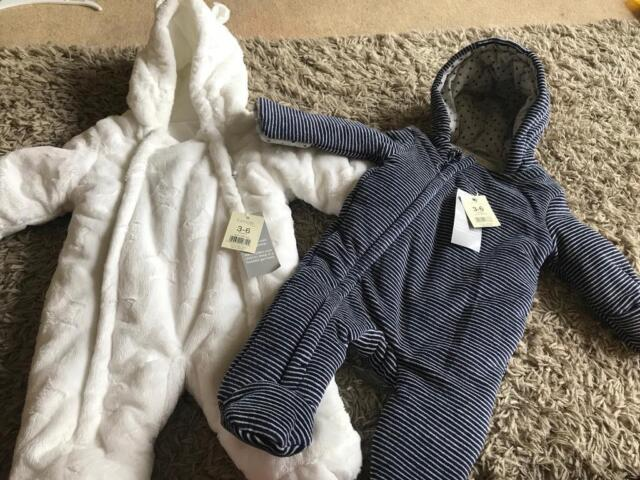 c2bdf73b3400 Brand new 3-6 month old snow suit