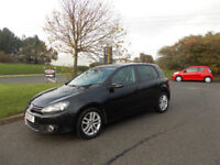 VOLKSWAGEN GOLF 2.0 GT TDI BLUEMOTION 6 SPEED STUNNING NEW SHAPE 2011 BARGAIN £5950*LOOK*PX/DELIVERY