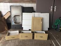 Used kitchen items