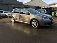 2007 VOLKSWAGON GOLF GT SPORT TDI 170 ...... Hpi clear ...... P/X WELCOME