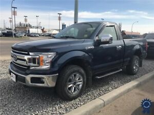 2018 Ford F-150 XLT Regular Cab 3 Passenger 4X4 w/6.5' Box