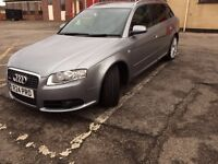 Excellent condition, well maintained Audi A4 Avant S Line SE
