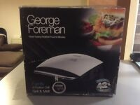 George Foreman 4 Portion Family Grill & Melt