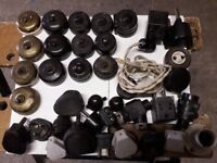 Antique Electrical Switches etc