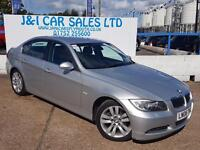 BMW 3 SERIES 3.0 330I SE 4d AUTO 255 BHP A GREAT EXAMPLE INSIDE (silver) 2006