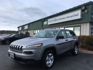 2015 Jeep Cherokee Sport (SPRING CLEAN UP!)