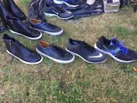 Various pairs of trainers: Nike and Next (UK Size 6.5-7)