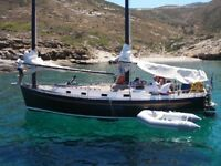 For Sale Freedom 33' Based in Greece.