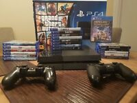 PS4 , 20 games and Scuf Gaming controller Bundle