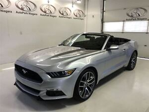 2015 Ford Mustang EcoBoost Premium / NAVIGATION / 310 HP TWIN TU