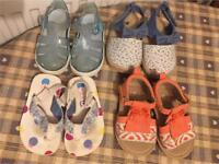 Summer Shoes ~ Infant 3/4