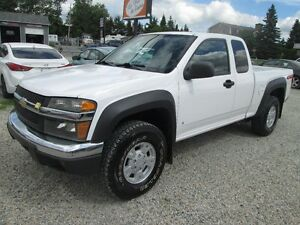 2007 Chevrolet Colorado  Z71 4X4 AUTOMATIQUE