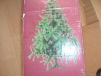 4' Artificial Christmas tree - Denver Pine - green
