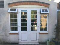 UPVC French Doors and Windows