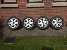 Renault megan wheels