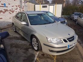 Saab 9-3 1.9 TiD Linear Sport Anniversary 4dr 12 mths mot, clean car, satnav
