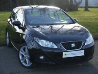 **£30 ROAD TAX** (59) Seat Ibiza 1.6 TDI CR Sport 5dr ***£0 DEPOSIT FINANCE*** FREE AA WARRANTY INC
