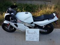 Yamaha FZR ex-up Genesis - rare 1991