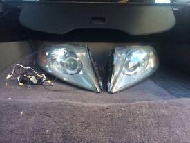 Mk4 2007-2010 left and right Headlight/Headlamp Bi Xenon