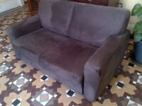 sofa bed in very good condition can deliver