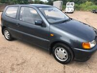 Vw polo 1.0 litre only 47k with 17 stamp full vw history