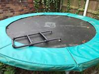 TP 10ft trampoline