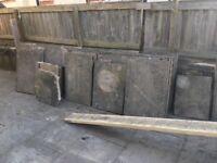 Concrete paving slabs (600mm x 900mm x 50mm)