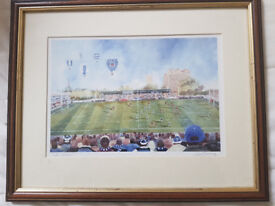 BathRugby Painting Print