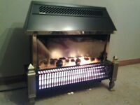 3 Bar Electric Fire