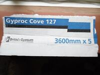Gyproc coving 127, 2 packs 3600mm x 5