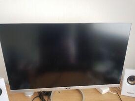 Acer H277HU IPS LED 1440p Monitor