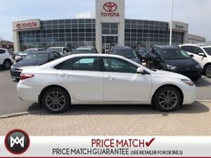 2017 Toyota Camry SE - LOW KM - NO ACCIDENTS