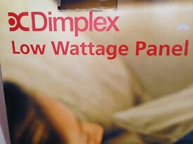 Dimplex Low Wattage Panel Heater