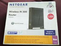 Netgear WNR2000 Wireless-N 300 Router / Repeater - New Still Sealed in Box