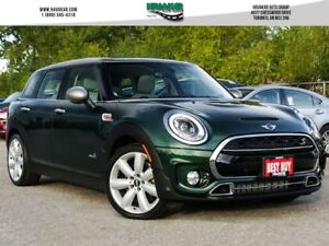 2017 MINI Cooper Clubman S    Save on new