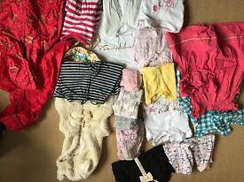 6-12 months girls clothes