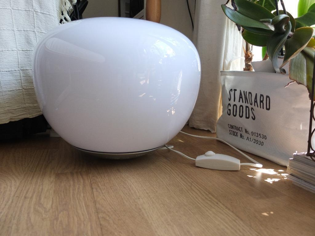 Ikea Jonisk Orb Floor Lamp Dimmable Light Limited edition
