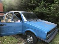Golf Mk1 caddy Mk1 tintop And Cabriolet Parts also cutting up shells can post