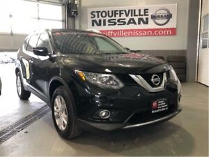 Nissan Rogue sv nissan certified low rates and warranty 2015