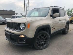 2016 Jeep Renegade ANNIVERSARY EDITION MOONROOF NAV 4x4