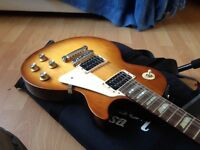 Gibson Les Paul 50s Tribute Honeyburst