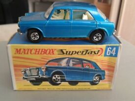 Matchbox Superfast No.64 MG 1100